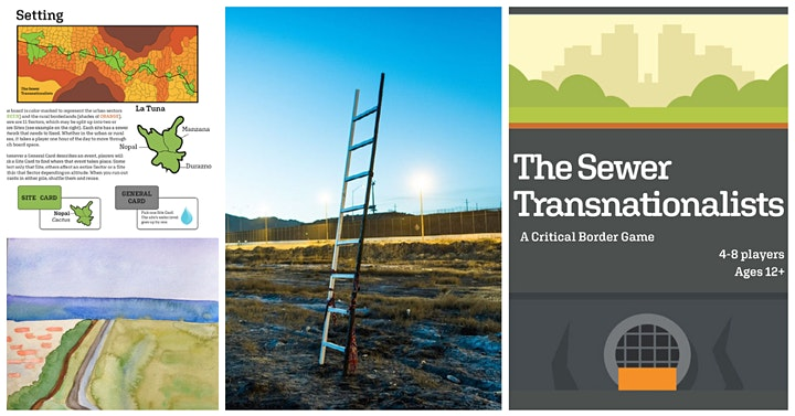 The Line Crossed Us 2021: New Directions in Critical Border Studies image
