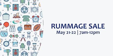 JupiterFIRST Church Rummage Sale tickets