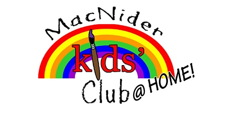 Kids' Club @ Home: Spring Into Color tickets