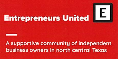 Entrepreneurs United tickets