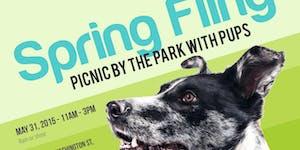 Spring Fling -- som|dog's Picnic by the Park- 2015