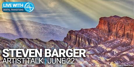 Artist's Talk Live With DT: Steven Barger tickets
