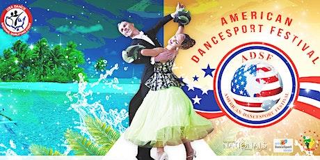 2021 American DanceSport Festival tickets