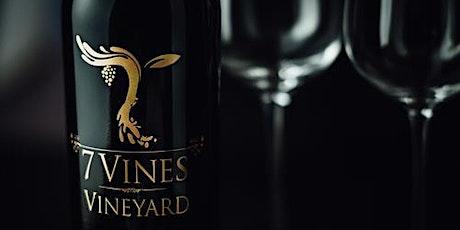 7 Vines Wine Tasting - Haskell's Stillwater tickets