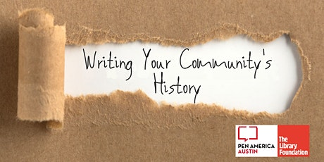 Writing Your Community's History: A Workshop with Fatima Shaik tickets