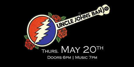 SOLD OUT - Uncle John's Banjo tickets