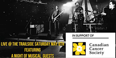 Adam MacGregor & The Foes - May 8th - $20 tickets