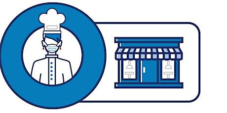 Seminario Virtual:  Fondo de Revitalización de Restaurantes (RRF) tickets