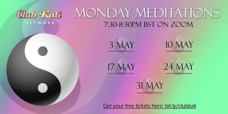 Monday Meditations tickets