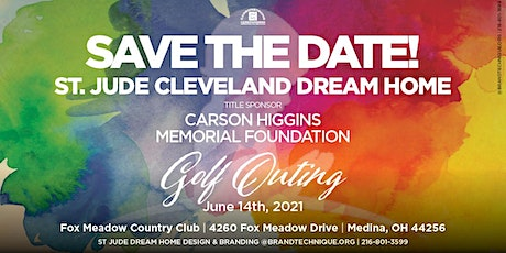St Jude Cleveland Dream Home Golf Outing tickets