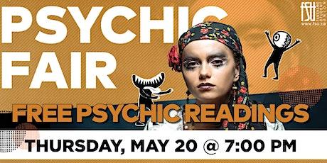 Psychic Fair tickets