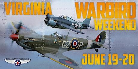 Virginia Warbird Weekend tickets