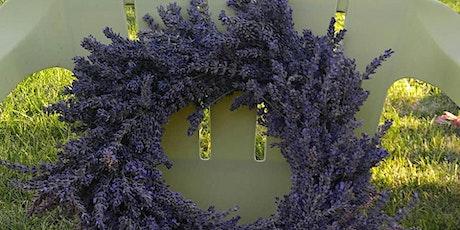 Lavender Wreath Workshop tickets