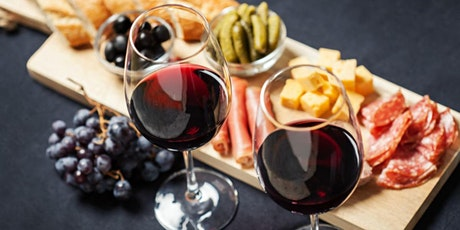 Wine Tasting Wednesday & Personal Charcuterie Board Making! tickets