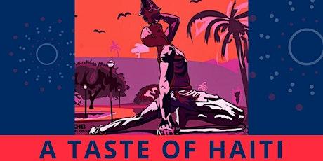 A Taste of Haiti...Let's Brunch! tickets