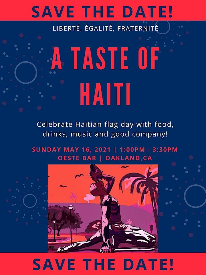 A Taste of Haiti...Let's Brunch! image