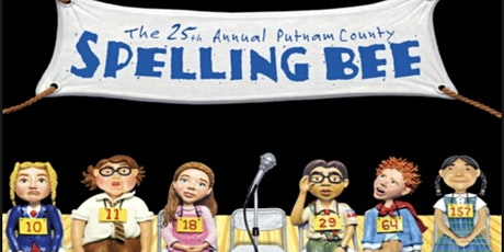 25th Annual Putnam County Spelling Bee tickets