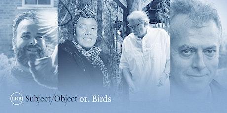 The Company of Birds: Jon Day, Tim Dee, Zakiya McKenzie & Paul Theroux tickets