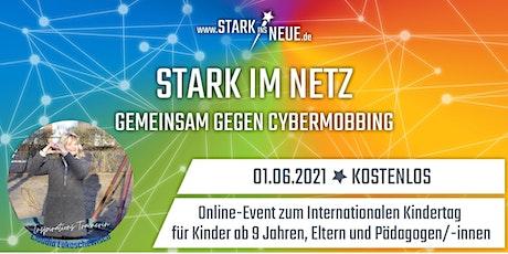 """""""Stark im Netz - gemeinsam gegen Cybermobbing"""" aus Berlin mit Claudia L. Tickets"""