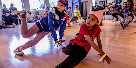 Free Kids Online Break Dance Class tickets