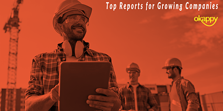 Top Reports For Growing Companies tickets