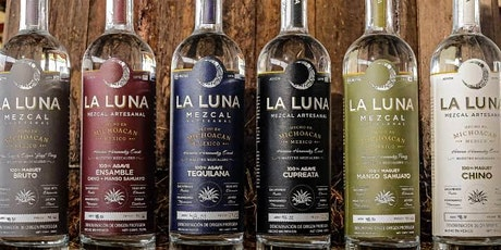 La Luna Mezcal And Taco Pop up tickets