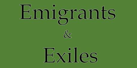 Emigrants And Exiles -  east Galway stories tickets