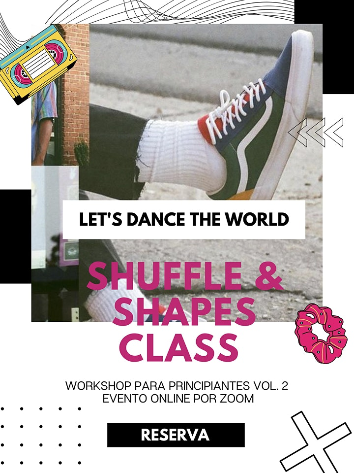 Shuffle & Shapes Workshop VOL . 2- Principiantes image