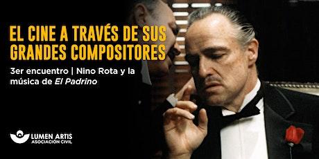 El cine a través de sus grandes compositores | 3er encuentro entradas
