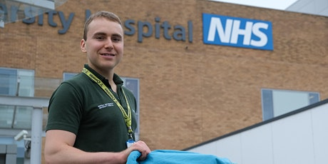Get a job in Estates and Facilities with University Hospitals SUSSEX NHS tickets