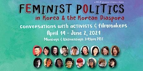 Grace Lee - Feminist Politics in Korea conversations series tickets