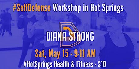 Self-Defense Workshop in Hot Springs, Arkansas tickets