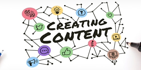 Start Creating Content Your Customers Value, Queens, 6/15/2021 tickets