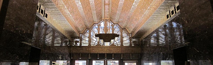 Online - Downtown San Francisco Art Deco image