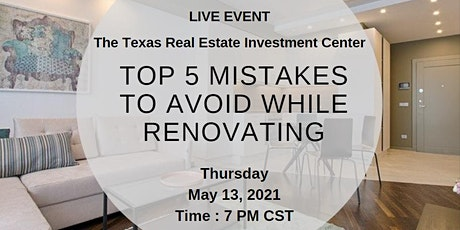 Small Apartment Investing (Live Event) tickets