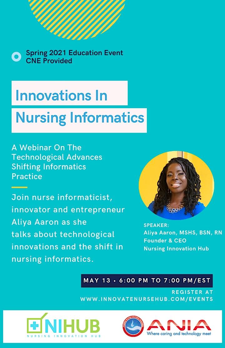 Innovations In Nursing Informatics image