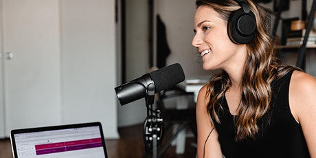 Recording & Publishing Your Audiobook: Virtual Class tickets