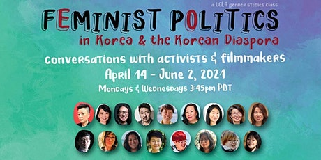 Na Young & Yurim Lee - Feminist Politics in Korea conversations series tickets