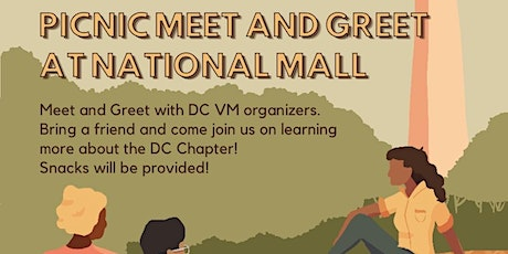 DC Veggie Mijxs Chapter Picnic Meet & Greet tickets