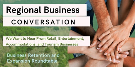CREATE BRIDGES Business and Retention Roundtables tickets
