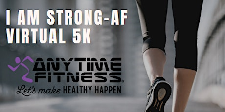 Anytime Fitness Virtual 5K Walk/Run to support Mental Health Awareness tickets