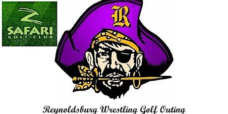 3rd Annual Reynoldsburg Wrestling Golf Outing tickets