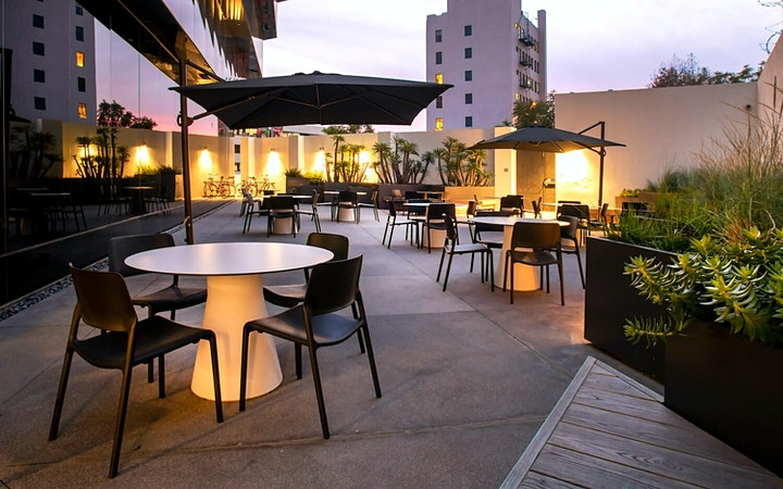 The Outlet LA - Rooftop Nightcap Jazz/R&B Evening image