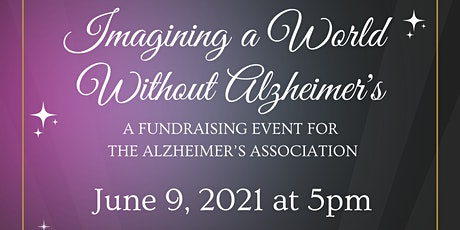 Imagining a World Without Alzheimer's tickets