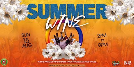 SUMMER WINE tickets