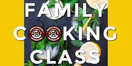 Virtual Family Cooking Class with Stockpot Cuisine tickets