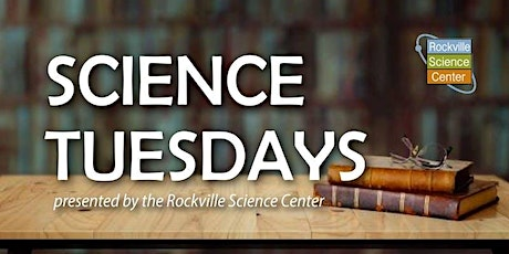 Rockville Science Tuesday: Talking in Code tickets
