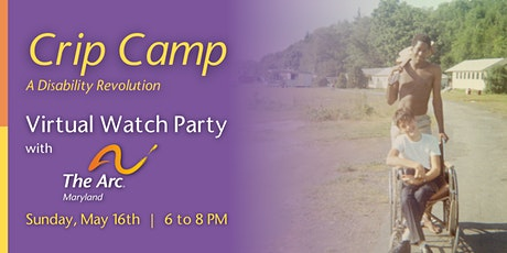 Crip Camp Virtual Watch Party tickets