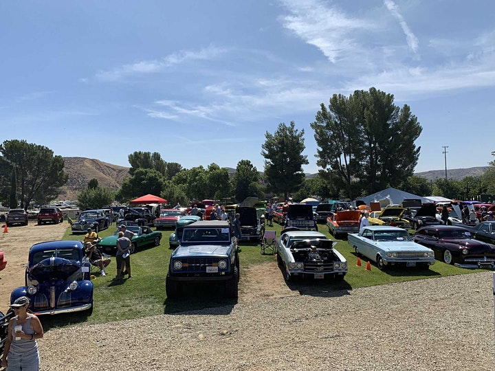 American Legion  Squadron 507 2nd Annual Car and Motorcycle show image