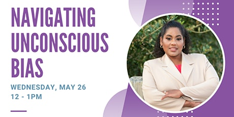 Navigating Unconscious Bias tickets